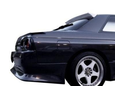 Rear Window Roof Spoiler for R32 Nissan Skyline 2 Door Coupe - Spoilers and Bodykits Australia