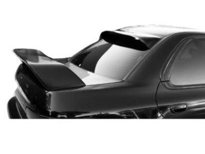 Rear Window Roof Spoiler for Subaru WRX Impreza STI GC8 (1997 - 2000 Models) - Spoilers and Bodykits Australia