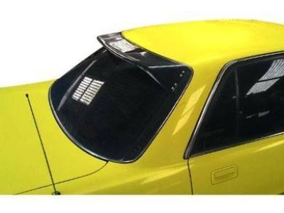 Rear Window Roof Spoiler for Toyota Cressida MX83 Sedan - Spoilers and Bodykits Australia