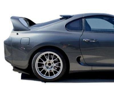 Rear Window Roof Spoiler for Toyota Supra (1993 - 2002 Models) - Spoilers and Bodykits Australia