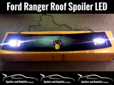 Roof Spoiler LED for PX 1 & PX 2 Ford Ranger (2012 - 2018) - Spoilers and Bodykits Australia