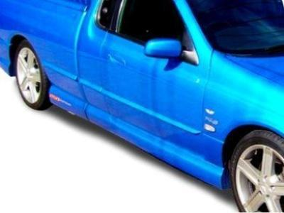 Side Skirts for AU / BA / BF Ford Falcon Ute - 250 Style (Cabin & Tray) - Spoilers and Bodykits Australia