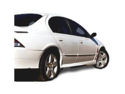 Side Skirts for AU Ford Falcon Sedan - Havoc Style - Spoilers and Bodykits Australia