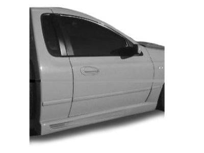 Side Skirts for BA / BF Ford Falcon Ute - GT Style (Cabin ONLY) - Spoilers and Bodykits Australia