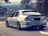 Side Skirts for BA / BF XR Ford Falcon Sedan - DJR Style - Spoilers and Bodykits Australia