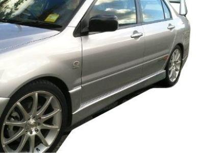 Side Skirts for CH / CG Mitsubishi Lancer Sedan - Spoilers and Bodykits Australia