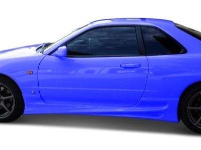 Side Skirts for R34 Nissan Skyline GT / GT-T Coupe - Spoilers and Bodykits Australia