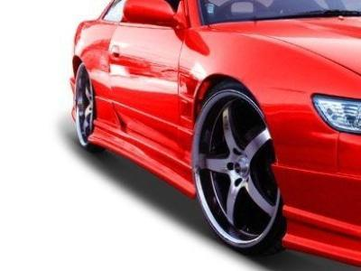 Side Skirts for S13 Nissan Silvia - Spoilers and Bodykits Australia