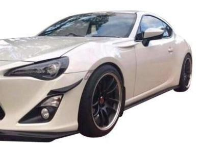 Side Skirts for Toyota 86 / Subaru BRZ (2013 - 2018 Models) - Spoilers and Bodykits Australia