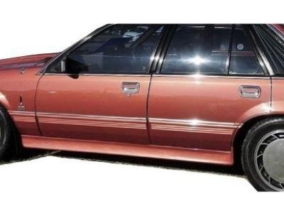 Side Skirts for VB / VC / VH / VK / VL Holden Commodore Sedan - VK Calais Style - Spoilers and Bodykits Australia