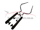 Side Steps & Brush Bars for RG Holden Colorado - Heavy Duty (2012 - 2018 Models) - Spoilers and Bodykits Australia