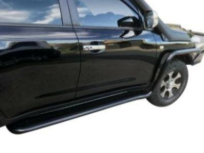 Side Steps & Brush Bars for Toyota Landcruiser 200 Series - Heavy Duty - Spoilers and Bodykits Australia
