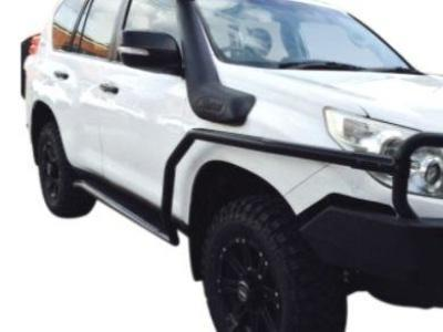 Side Steps & Brush Bars for Toyota Prado 150 Series - Heavy Duty - Spoilers and Bodykits Australia