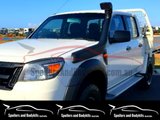 Snorkel for PK Ford Ranger (2007 - 2011) - Spoilers and Bodykits Australia