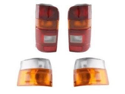 Tail Lights & Corner Lights for Toyota Hiace Van RZH / LH (08/1989 - 01/2005 Models) - Spoilers and Bodykits Australia