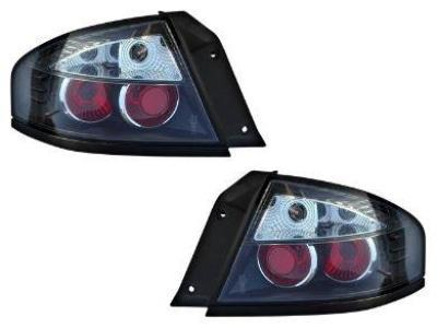 Tail Lights for BA / BF Ford Falcon Sedan - Black - Altezza Style - Spoilers and Bodykits Australia