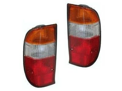 Tail Lights for Ford Courier Ute PE / PG (1999 - 2004 Models) - Spoilers and Bodykits Australia