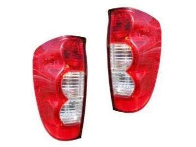 Tail Lights for Great Wall V200 / V240 K2 (2011 - 2018 Models) - Spoilers and Bodykits Australia