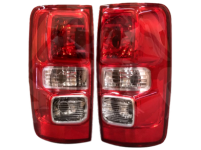 Tail Lights for Holden Colorado RG (06/2012 - 2016 Models) - Spoilers and Bodykits Australia