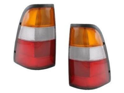 Tail Lights for Holden Rodeo TF Ute (02/1997 - 02/2003 Models) - Spoilers and Bodykits Australia
