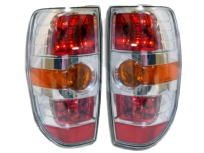 Tail Lights for Mazda BT50 (2008 - 2011 Models) - Spoilers and Bodykits Australia