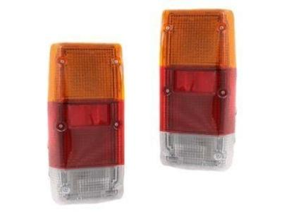 Tail Lights for MQ / MK Nissan Patrol Wagon W160 (06/1980 - 12/1987 Models) - Spoilers and Bodykits Australia
