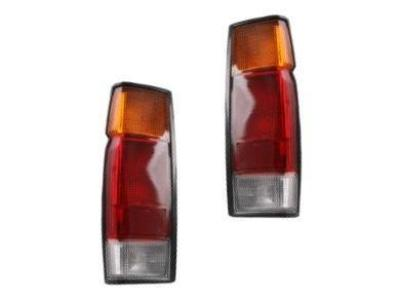 Tail Lights for Nissan Navara D21 Z20 (01/1986 - 05/1992 Models) - Spoilers and Bodykits Australia