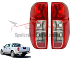 Tail Lights for Nissan Navara D40 - ST / STR / STX / RX (2005 - 2014 Models) - Spoilers and Bodykits Australia