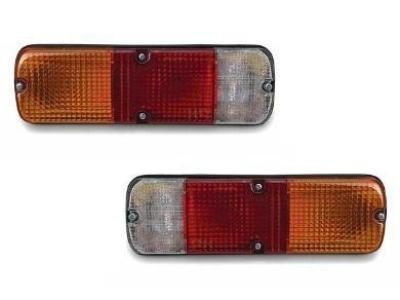 Tail Lights for Toyota Landcruiser J40 Series Tray Back (1970 - 1984 Models) - Spoilers and Bodykits Australia