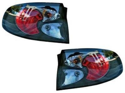 Tail Lights for VT / VX Holden Commodore Sedan - Black - Altezza Style - Spoilers and Bodykits Australia