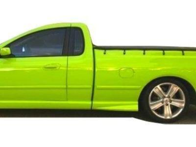 Tray Side Skirts ONLY for BA / BF Ford Falcon Ute - XR Style - Spoilers and Bodykits Australia