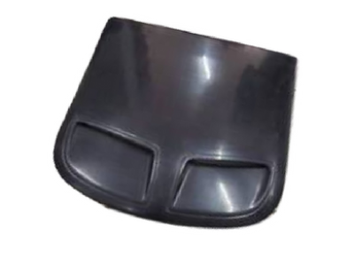 Twin Vent Bonnet Scoop - Universal Design to Fit Most Bonnets - Spoilers and Bodykits Australia