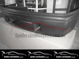 Upper Front Bumper Bar for VL Holden Commodore - Walkinshaw Style - Spoilers and Bodykits Australia