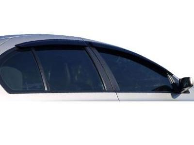 Weather Shields for AU Ford Falcon Sedan - Spoilers and Bodykits Australia