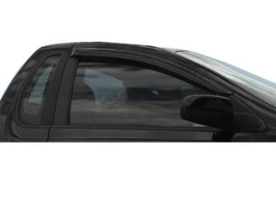 Weather Shields for BA / BF Ford Falcon Ute - Spoilers and Bodykits Australia