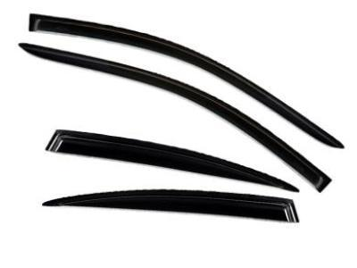 Weather Shields for BMW E60 5 Series 4 Door Sedan (2003 - 2010 Models) - Spoilers and Bodykits Australia
