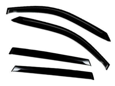 Weather Shields for Chery J11 5 Door Wagon (2011 - 2015 Models) - Spoilers and Bodykits Australia
