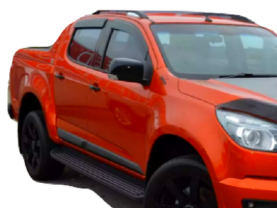 Weather Shields for Holden Colorado RG Dual Cab (2012 - 2018 Models) - Spoilers and Bodykits Australia