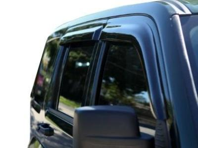 Weather Shields for Jeep Cherokee KK (2008 - 2013 Models) - Spoilers and Bodykits Australia