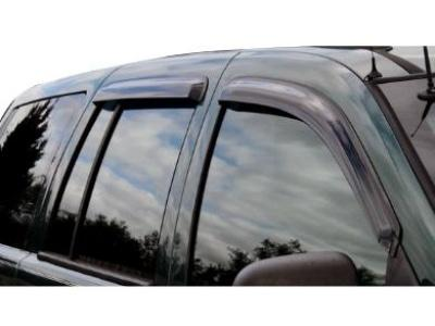Weather Shields for Jeep Grand Cherokee WJ WG (1999 - 2004 Models) - Spoilers and Bodykits Australia