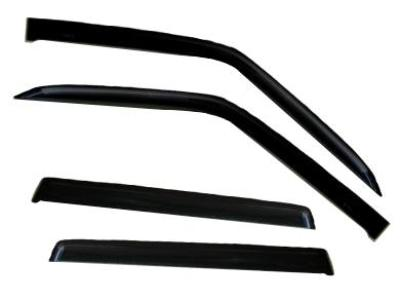 Weather Shields for Land Rover Discovery 1 (1989 - 1998 Models) - Spoilers and Bodykits Australia