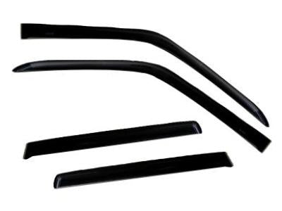 Weather Shields for Land Rover Range Rover (1995 - 2001 Models) - Spoilers and Bodykits Australia