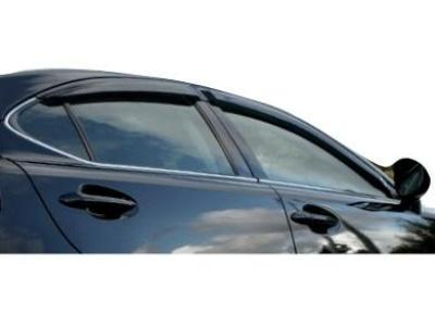 Weather Shields for Lexus IS250 / IS350 / IS-F (2006 - 2013 Models) - Spoilers and Bodykits Australia