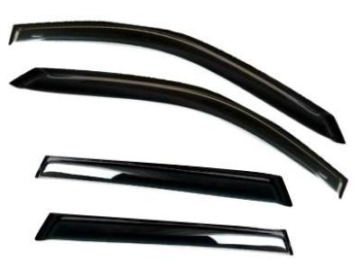 Weather Shields for Lexus LX470 5 Door Wagon (1998 - 2007 Models) - Spoilers and Bodykits Australia