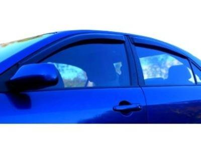 Weather Shields for Mazda 3 Sedan (2004 - 2009 Models) - Spoilers and Bodykits Australia