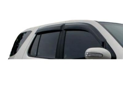 Weather Shields for Mercedes Benz ML 270 / 320 / 350 / 430 / 500 (1998 - 2005 Models) - Spoilers and Bodykits Australia