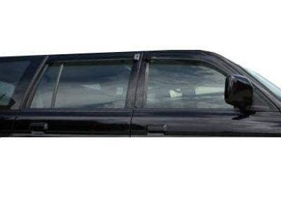 Weather Shields for Mitsubishi Challenger (1997 - 2005 Models) - Spoilers and Bodykits Australia