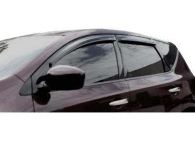 Weather Shields for Nissan Murano (2009 - 2015 Models) - Spoilers and Bodykits Australia