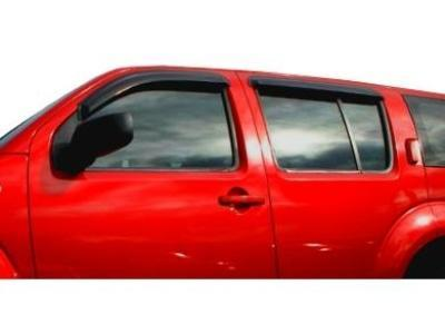 Weather Shields for Nissan Pathfinder R51 (2005 - 2013 Models) - Spoilers and Bodykits Australia