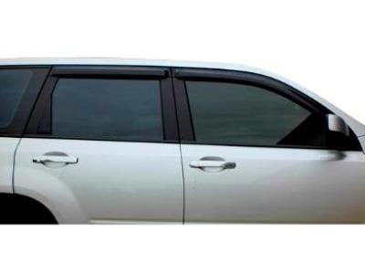 Weather Shields for Nissan X-TRAIL (2001 - 2007 Models) - Spoilers and Bodykits Australia